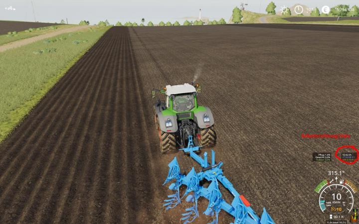FS19 - Lemken Titan 11 Optimiert V1 | Simulator Games Mods Download