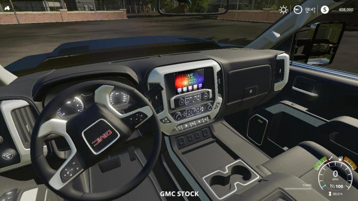 FS19 - 2018 Gmc 3500 Denali V1 | Simulator Games Mods Download