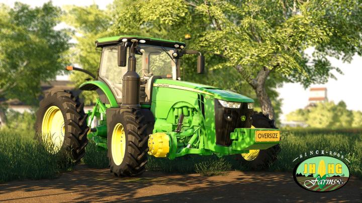 FS19 - John Deere 8R Us Series 2018 V3 1 | Simulator Games