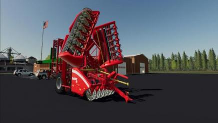 Car Driving Games >> FS19 - Rooster 18 Row Sugar Beet Harvester V1 | Simulator ...