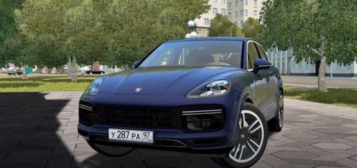 City Car Driving 1 5 7 Porsche Cayenne Turbo 2019 Mod