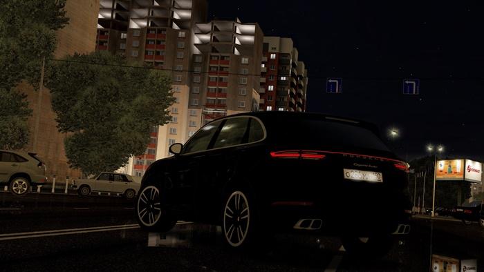 e5b1e073181 City Car Driving 1.5.7 - Porsche Cayenne Turbo 2019 Car Mod | Simulator  Games Mods Download