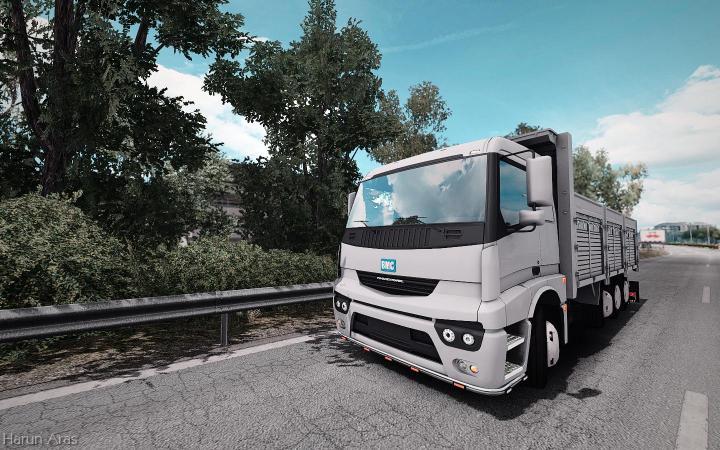 ETS2 - Bmc Pro 935 (1 35 x) | Simulator Games Mods Download