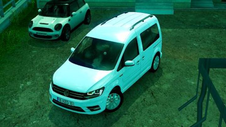 ETS2 - Volkswagen Caddy V3 (1 34 x) | Simulator Games Mods Download