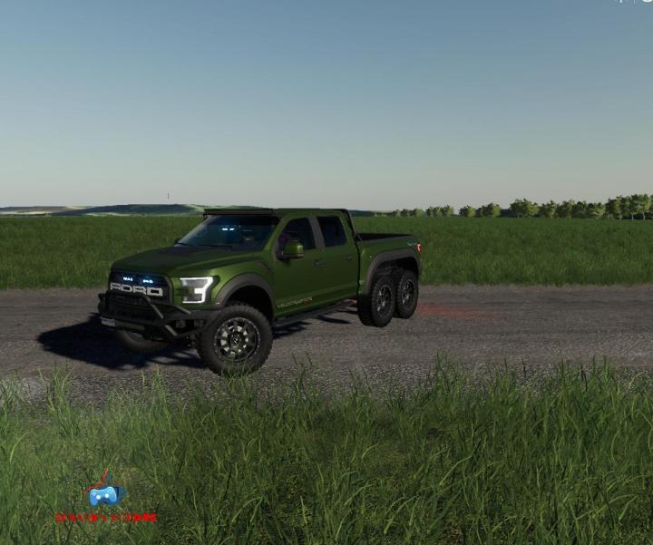 FS19 - Ford F150 Velociraptor V1 | Simulator Games Mods Download