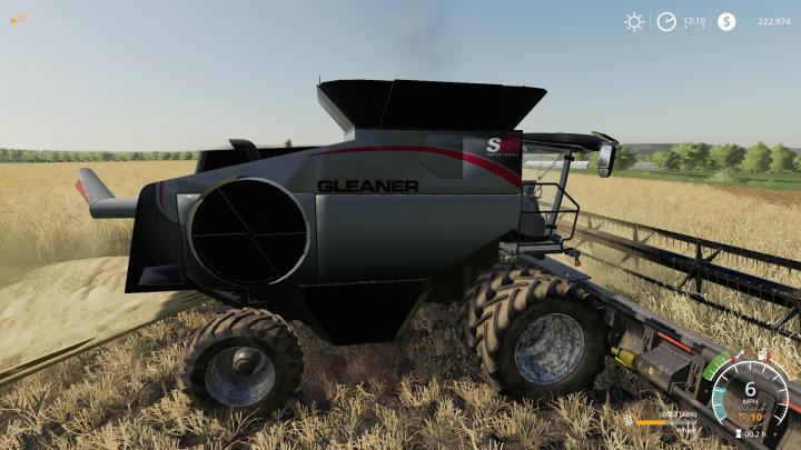 FS19 - Gleaner S98 V1 | Simulator Games Mods Download