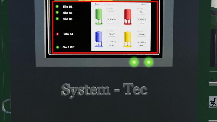 FS19 - System Tec Fermenting Plant V1 | Simulator Games Mods