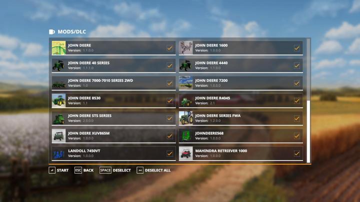 FS19 - West Pack V1 | Simulator Games Mods Download
