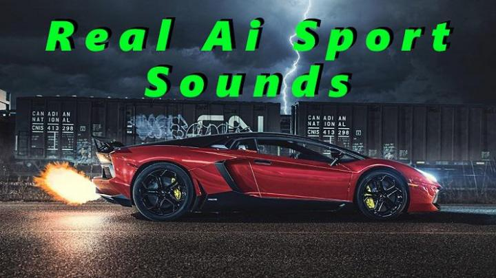Ets2 Sounds For Sport Cars Traffic Pack By Trafficmaniac V3 9 1 35 X Simulator Games Mods Download