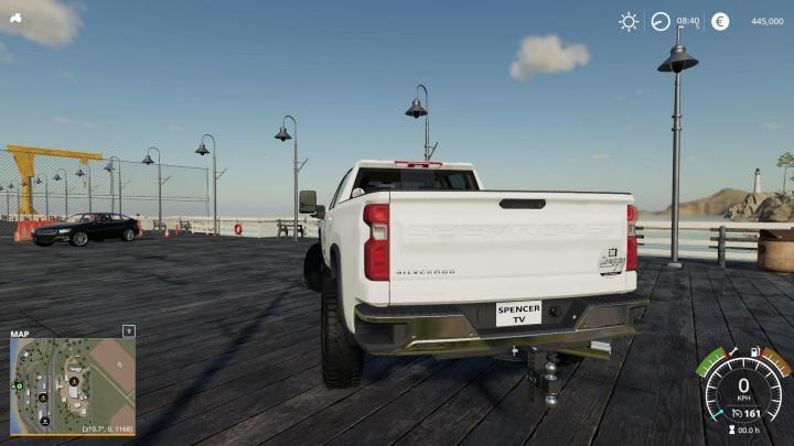FS19 - 2020 Chevy Spencertv Edit Spencertv V1   Simulator ...