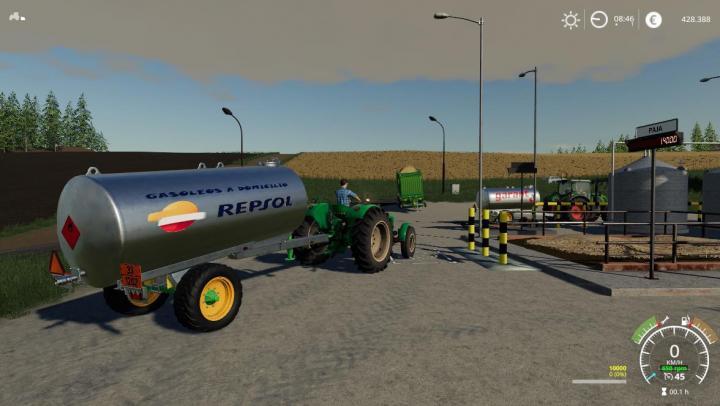 FS19 - Compostera V1 | Simulator Games Mods Download
