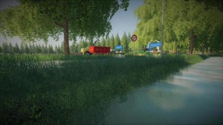 Build A Truck >> FS19 - Hollandscheveld Map V1.1 | Simulator Games Mods Download