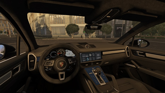 4076dd4b4a3 City Car Driving 1.5.8 - 2019 Porsche Cayenne Turbo Car Mod ...
