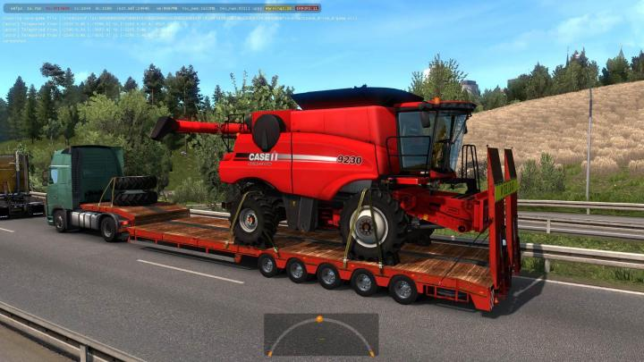 ETS2 - Agricultural Trailers Pack In Traffic (1 35 x