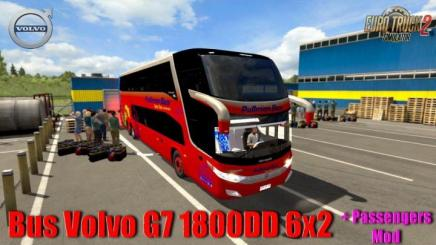 ETS 2 Bus Mods Mods | Simulator Games Mods Download