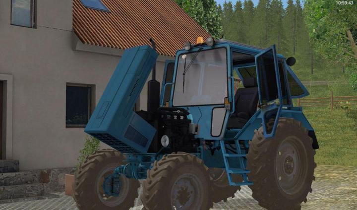 FS17 - Mtz-82 Uk V3 | Simulator Games Mods Download