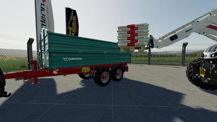 FS19 - Lgseedsb Lg 31 276 | Simulator Games Mods Download