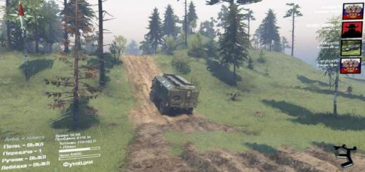 map from home to work spintires such work map v1 0 simulator games mods download 7791