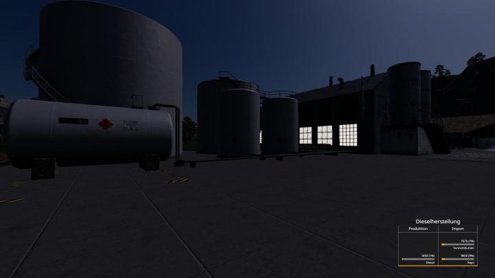 FS19 - Diesel Production With Global Company V1 0 2 | Simulator