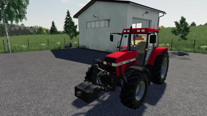 FS19 - Selfmade Case Weight V1 | Simulator Games Mods Download