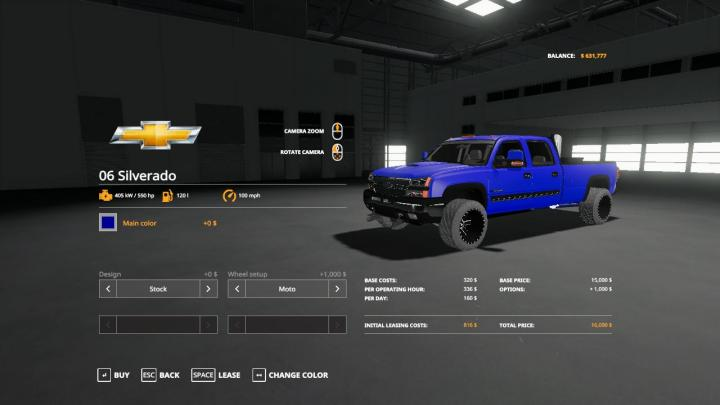 FS19 - Chevrolet 06 Duramax V1 3 | Simulator Games Mods Download