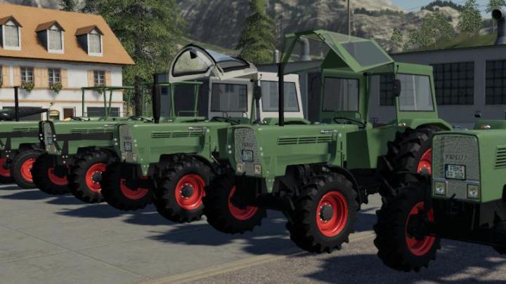Fs19 Tractor