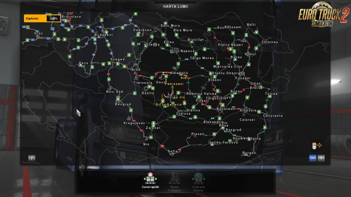 Ets2 Roextended Project V2 2 All Extras 1 36 X Simulator