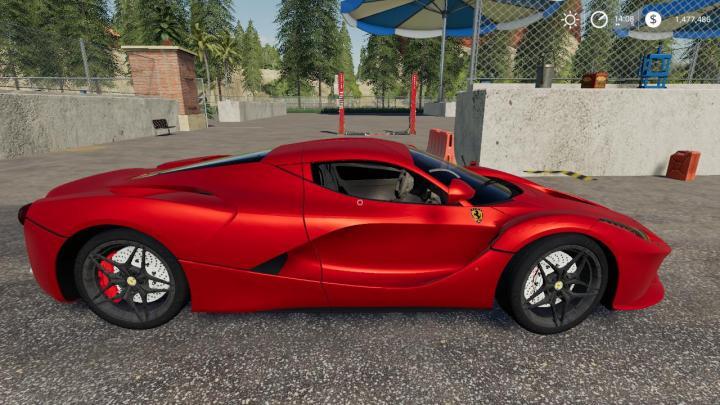 Fs19 La Ferrari V1 Simulator Games Mods