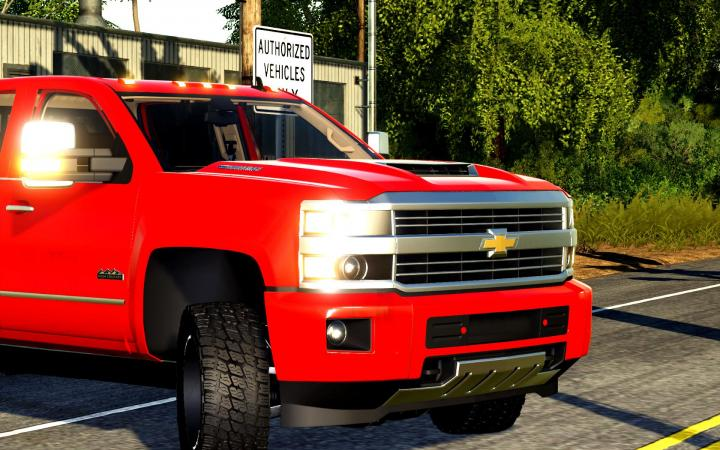 3500 country chevrolet fs19 v1 mods mod network simulator ls farming chevy truck 3500hd trucks games v2 forbidden